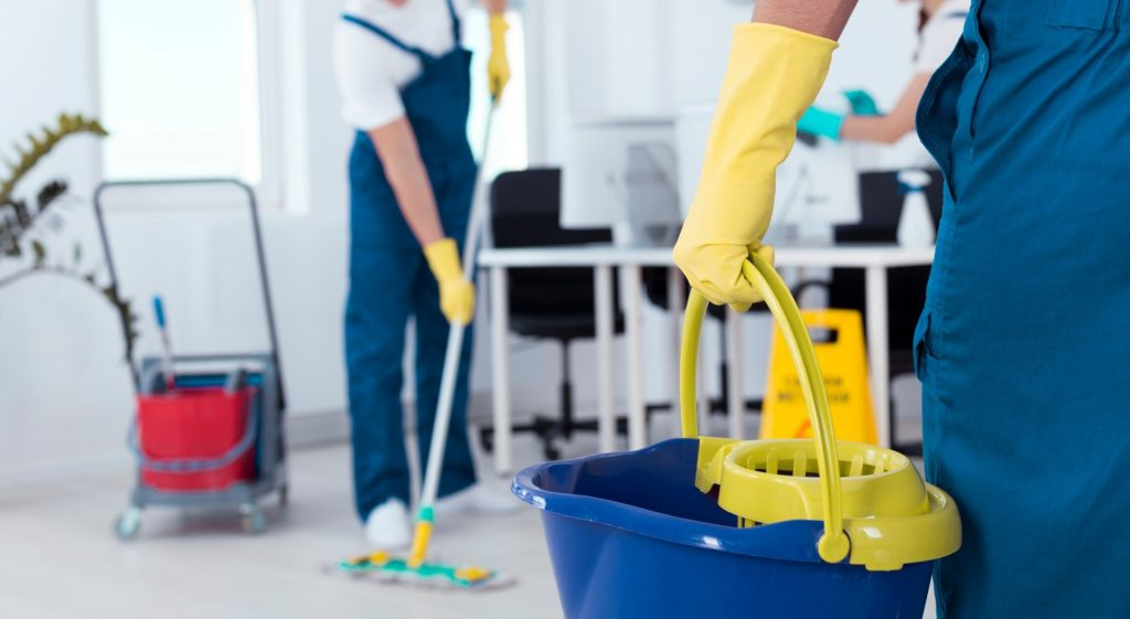 commercial cleaning services in Richmond VA